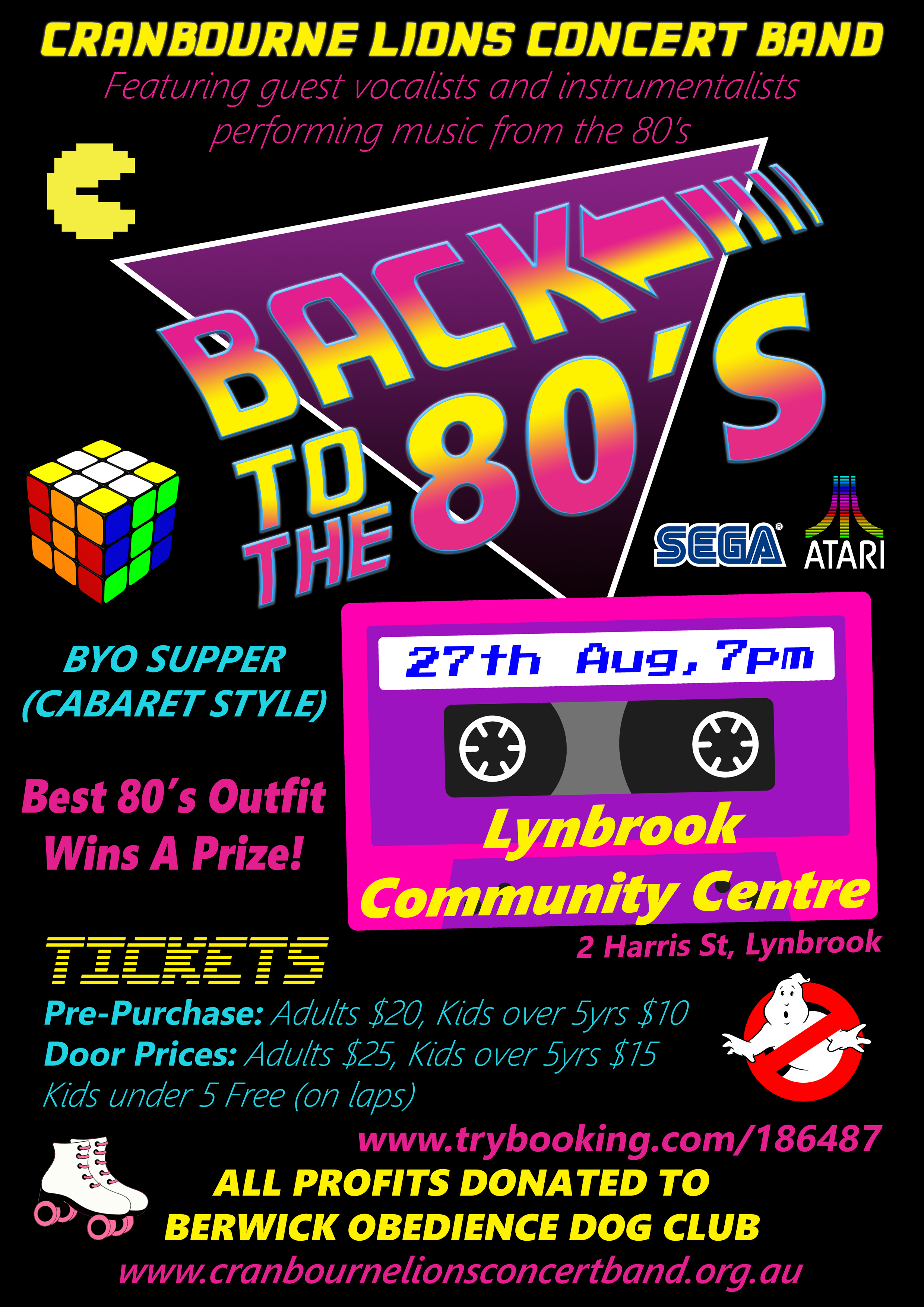 Back to the 80s - Full Resolution