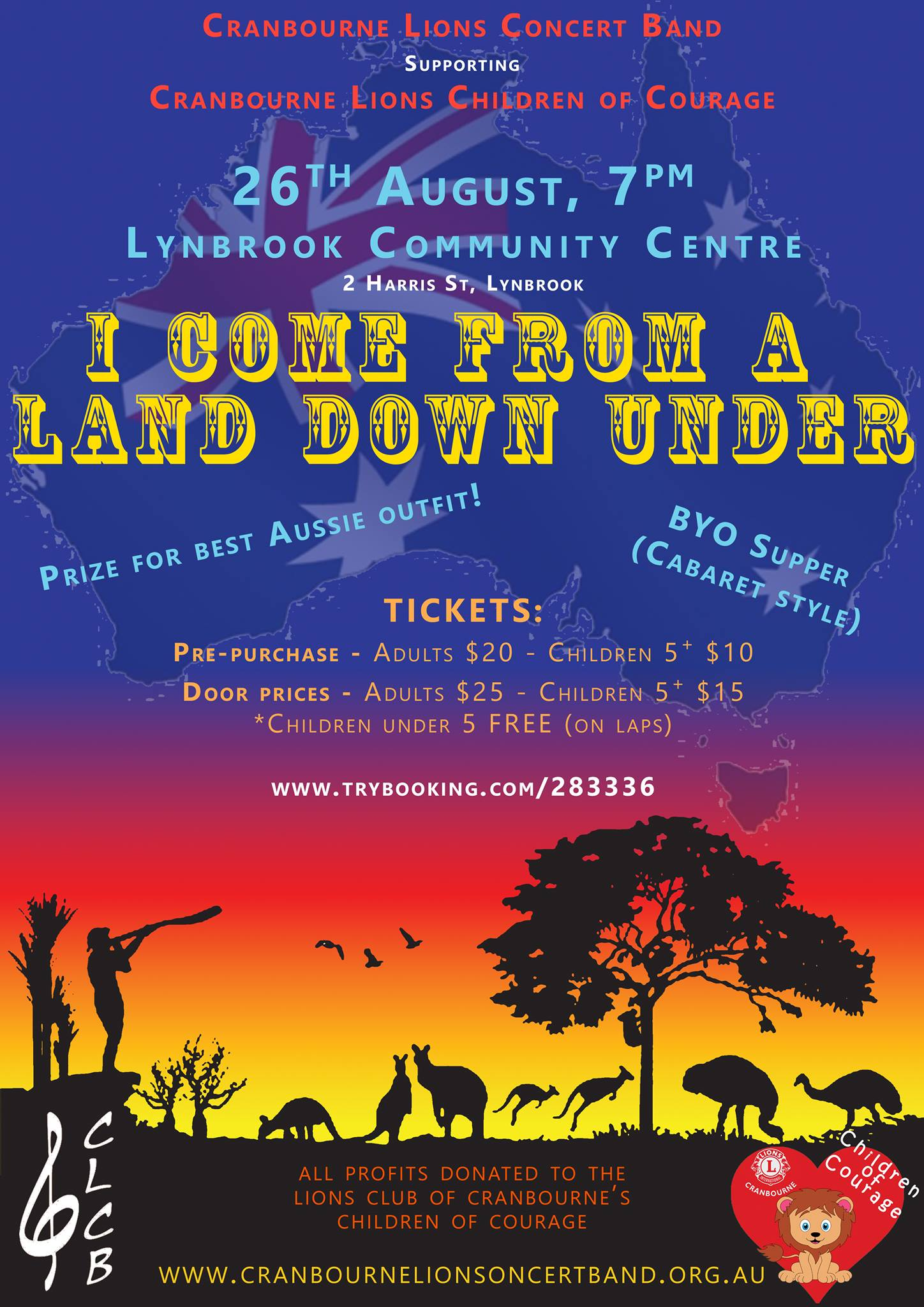 I Come From A Land Down Under! @ Lynbrook Community Centre | Lynbrook | Victoria | Australia